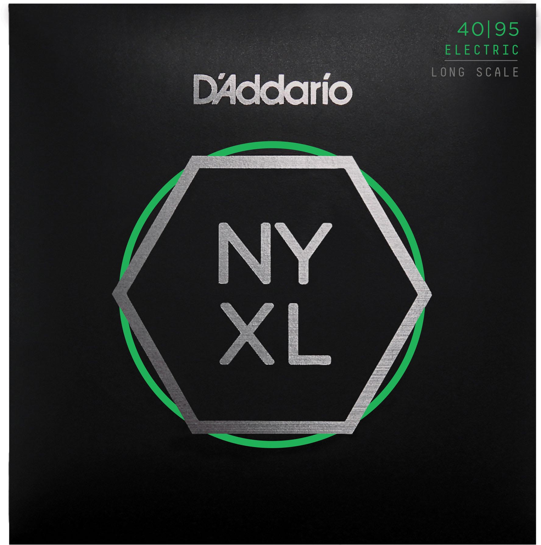 DADDARIO NYXL4095 LONG SCALE [40-95]
