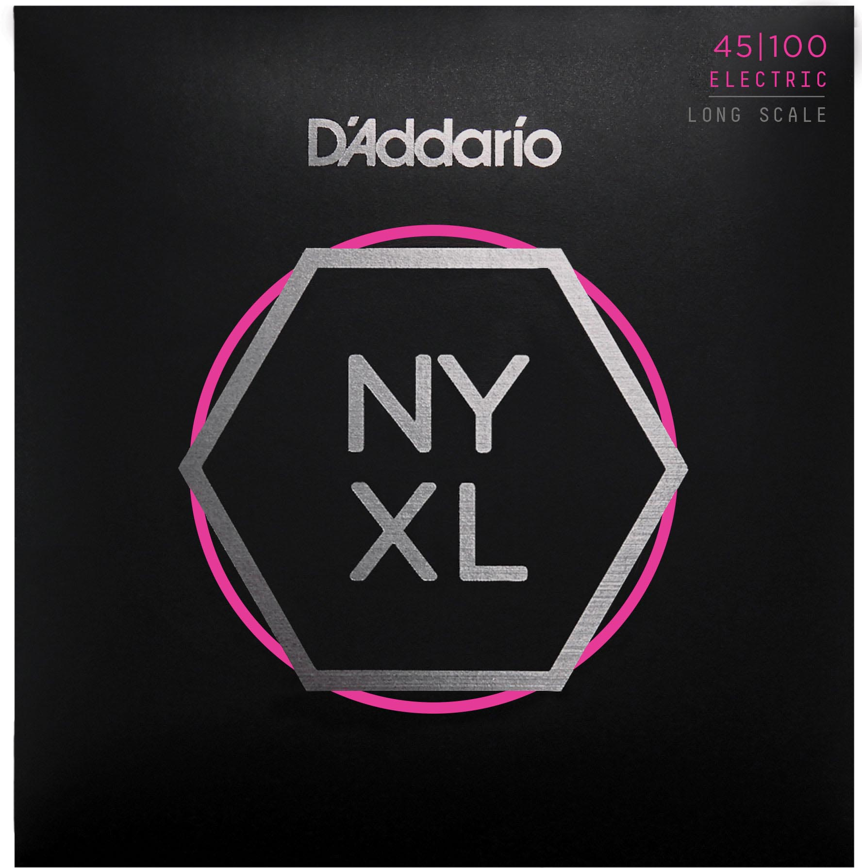 DADDARIO NYXL45100 LONG SCALE [45-100]