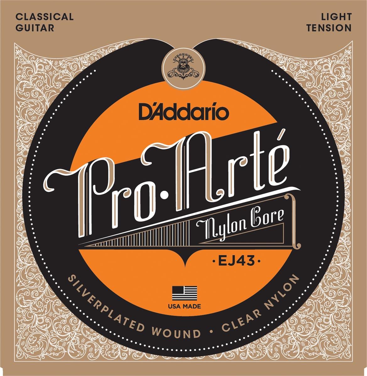 D'ADDARIO EJ43 - Pro Arte Light