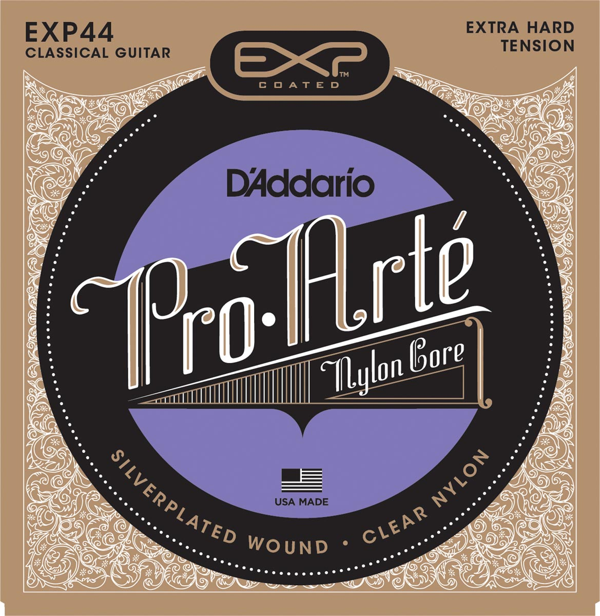 D'ADDARIO EXP44 - Classical Extra Hard Tension