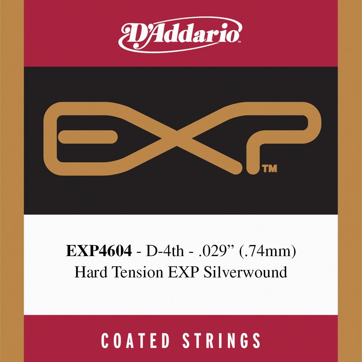 D'ADDARIO EXP4604