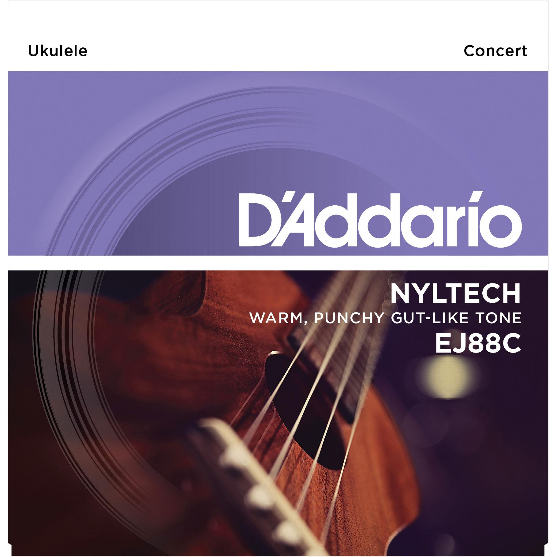 DADDARIO EJ88C NYLTECH CONCERT