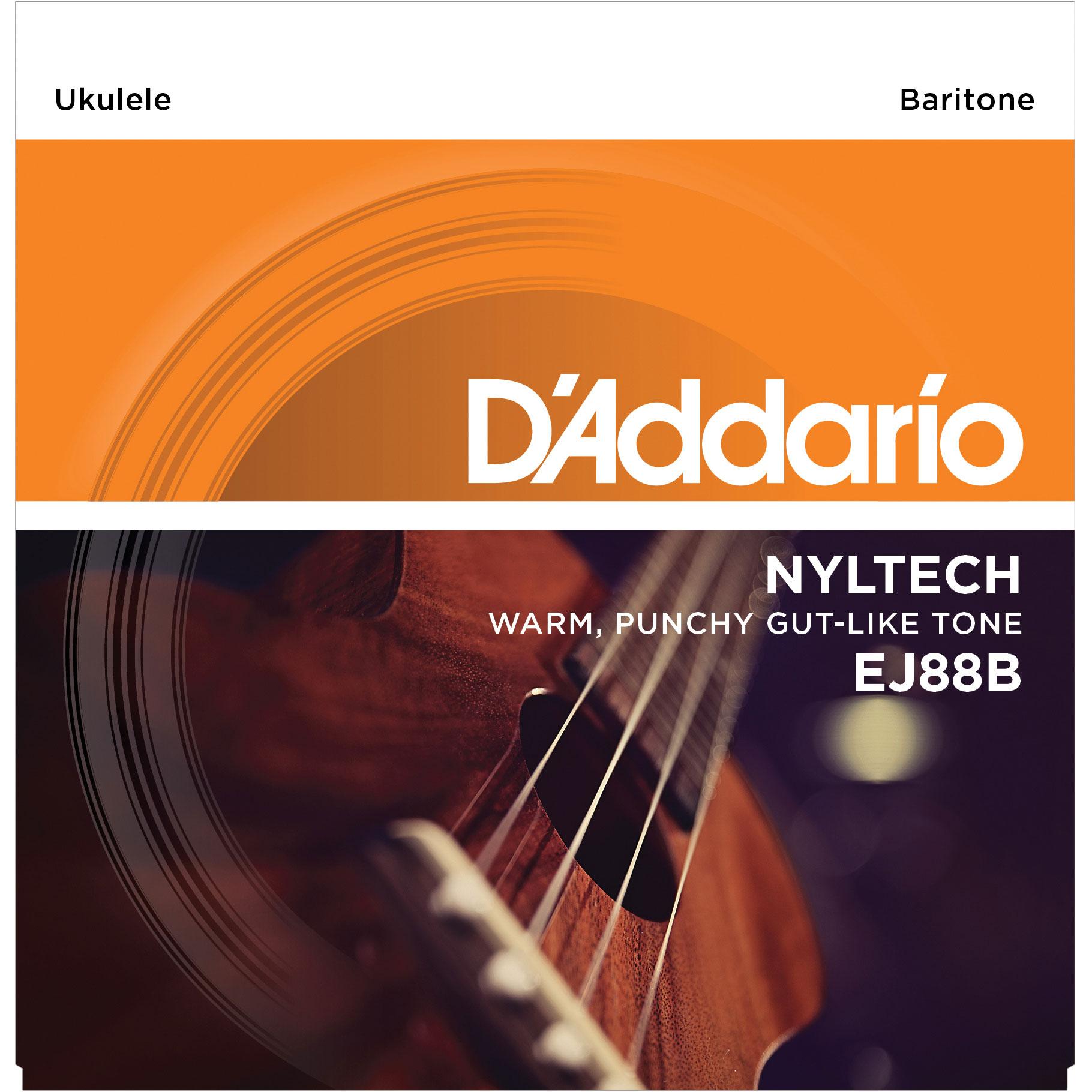 DADDARIO EJ88B NYLTECH BARITONE
