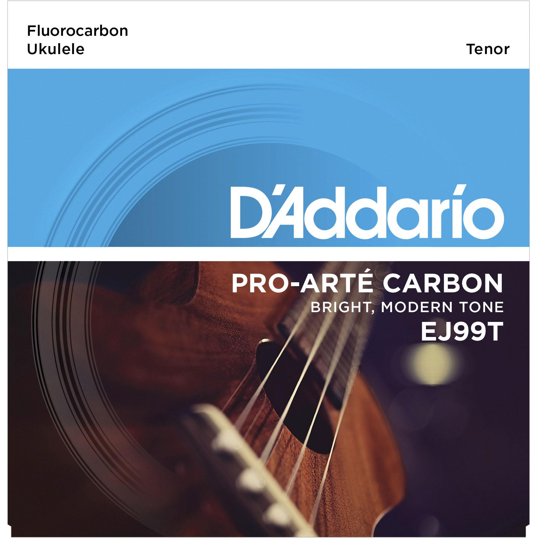 DADDARIO EJ99T PRO-ARTÉ CARBON UKULELE STRINGS, TENOR
