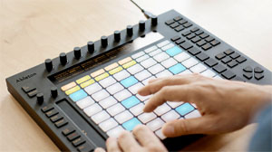 Ableton - Push Instrument