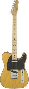 Fender - American Elite Telecaster Butterscotch Blonde. Cuerpo de fresno