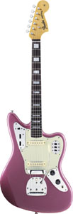 Fender - 50th Anniversary Jaguar Burgandy Mist Metallic LTD
