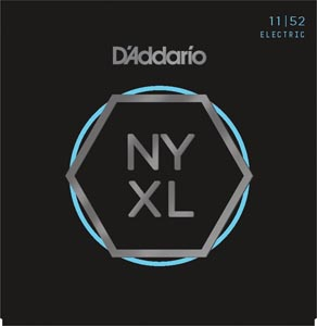 D'Addario - NYXL1152 Electric [11-52]