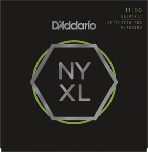 D'Addario - NYXL1156 Electric D-Tuning [11-56]