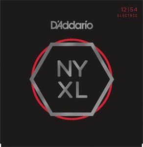 D'Addario - NYXL1254 Electric [12-54]