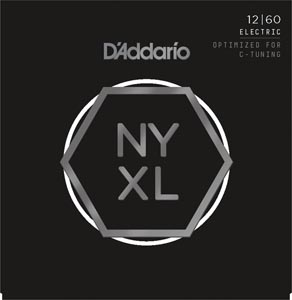 D'Addario - NYXL1260 Electric C-Tuning [12-60]