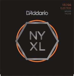 D'Addario - NYXL1356W Electric Wound Third [13-56]