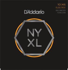 D'Addario - NYXL1046BT Electric Balanced Tension [10-46]