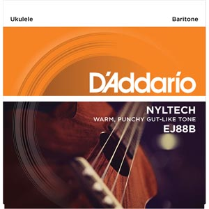 D'Addario - EJ88B Nyltech Baritone