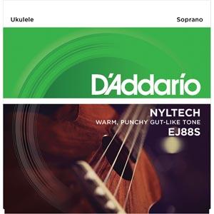 D'Addario - EJ88S Nyltech Soprano