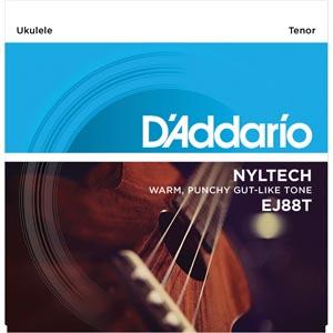 D'Addario - EJ88T Nyltech Tenor