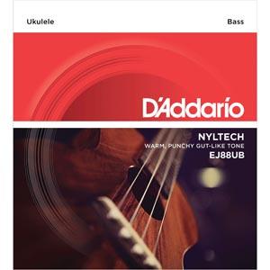 D'Addario - EJ88UB Nyltech Bass