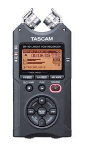 Tascam - DR-40